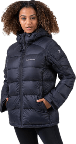 Frost Down Jacket Black