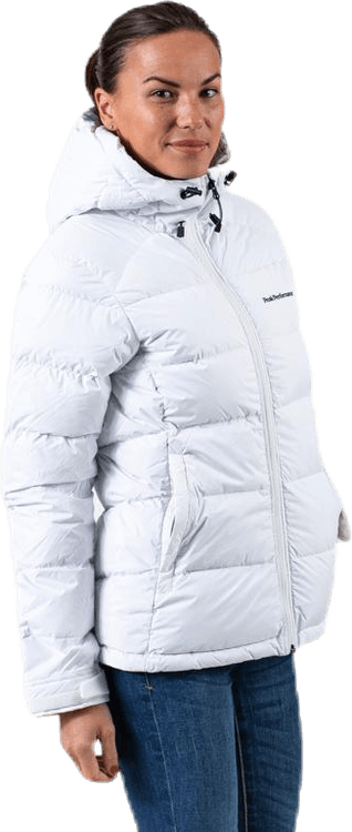 Frost Down Jacket White