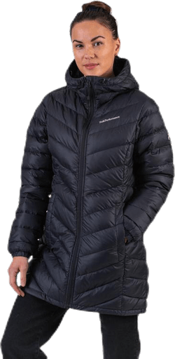 Frost Down Parka Black