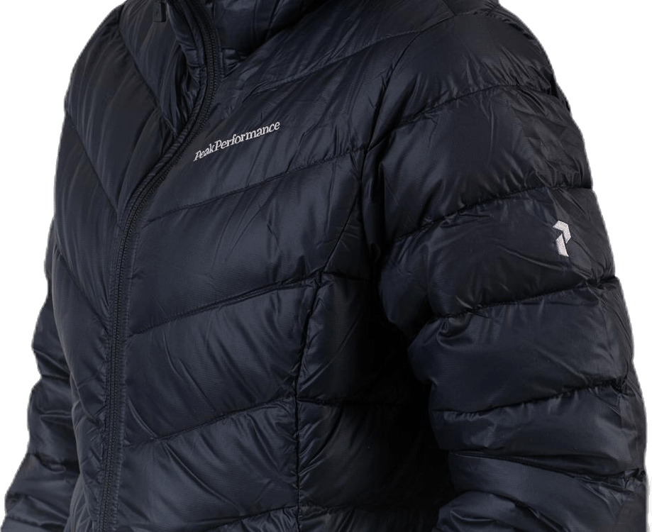 Frost Down Parka Black