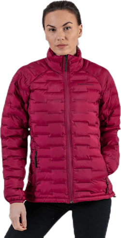 Argon Light Jacket Red