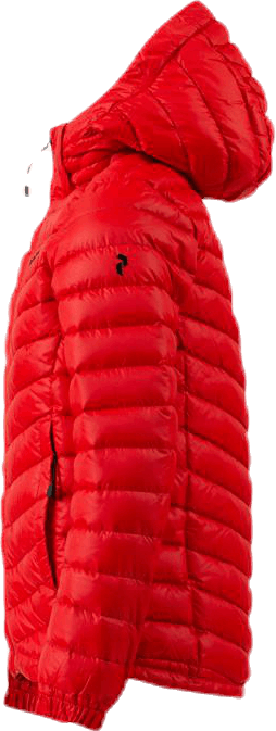 Jr Frost Down Hood Red