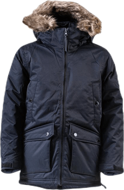 Jr Local Parka Black