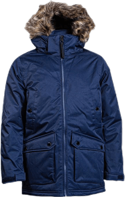Jr Local Parka Blue