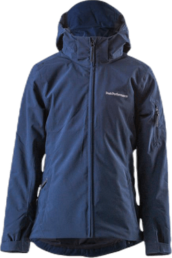 Jr Anima Ski Jacket Blue