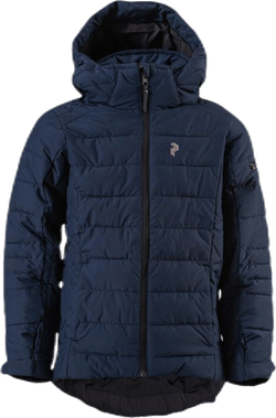 Jr Blackburn Ski Jacket Blue