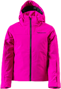 Jr Lanzo Ski Jacket Pink