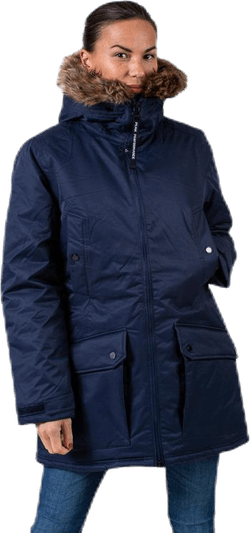 Local Parka Blue