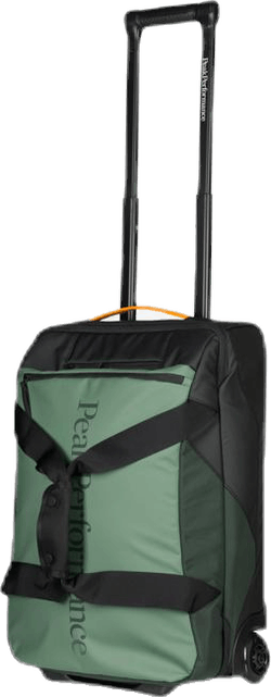Vertical Cabin Trolley Green/Black