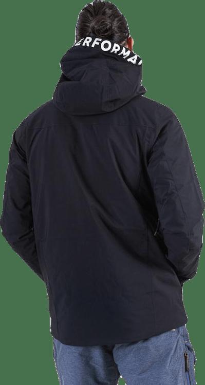 Rider Ski Jacket Black