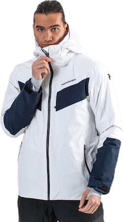 Peak Ville GTX Jacket White