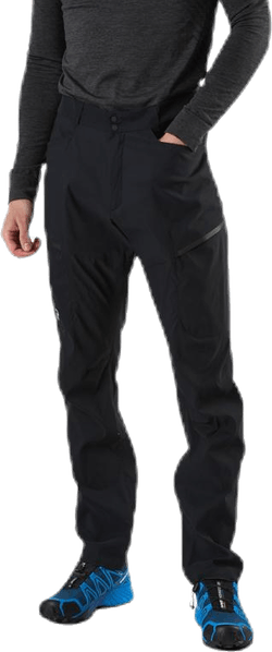 Iconiq Cargo Pant Black