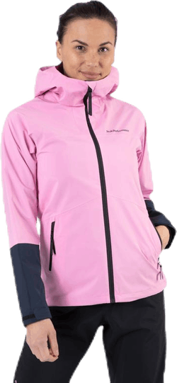 Nightbreak Jacket Blue/Pink