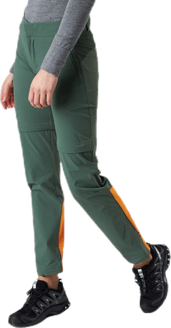 Vislight Zip Off Pant Green