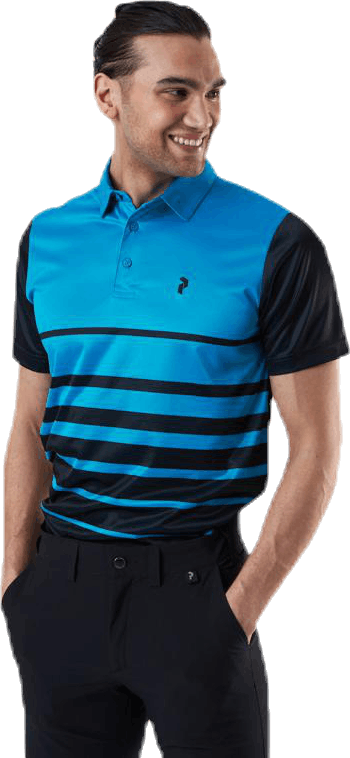 Bandon Print Polo Patterned