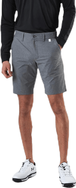 Maxwell Melange Shorts Grey