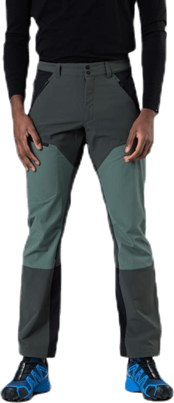 Light SS Carbon Pants Green