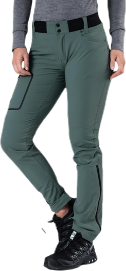 Light SS Scale Pant Green