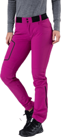 Light SS Scale Pant Pink