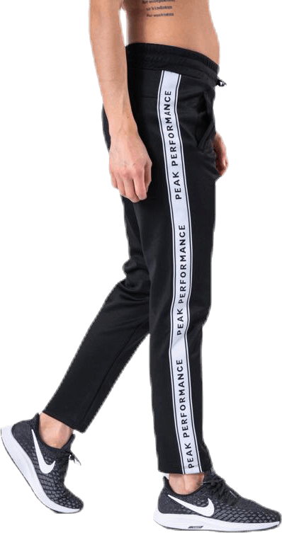 Tech Club Pant Black