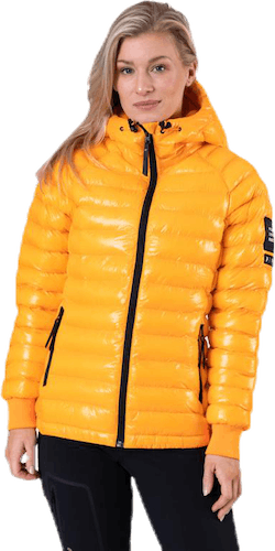 Tomic Light Jacket Orange