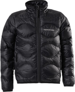 Junior Helium Jacket Black