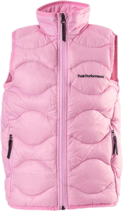 Junior Helium Vest Pink