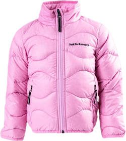Junior Helium Jacket Pink