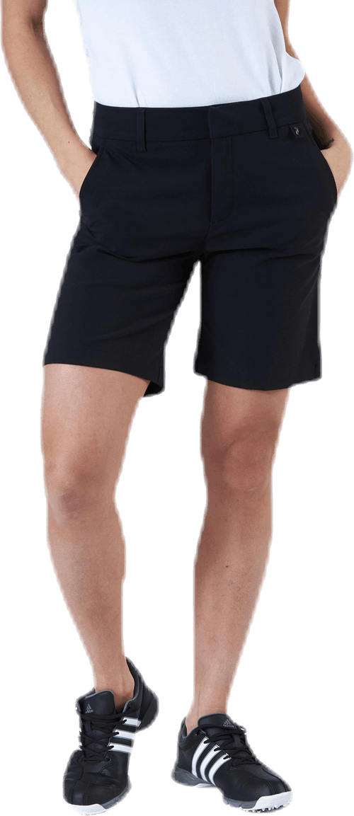 Illusion Shorts Black