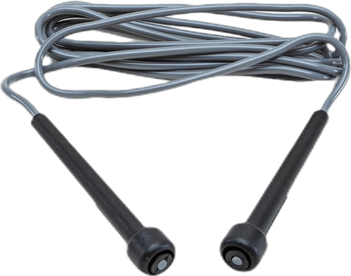 Jump Rope Light thin grip Grey