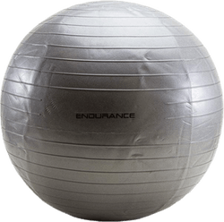 Gym ball 65 CM Silver