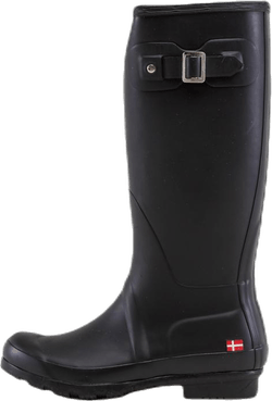 Homebush W Rubber Boot Black