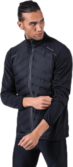 Culverden Hybrid Jacket Black