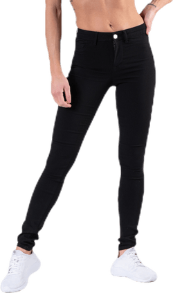 Skin Wear Mw Jeggings Black