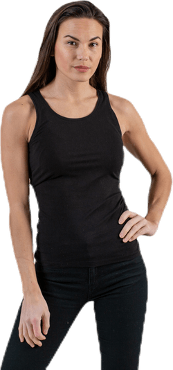 Sirene Tank Top Black