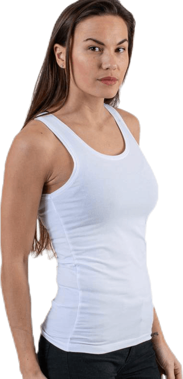 Sirene Tank Top White