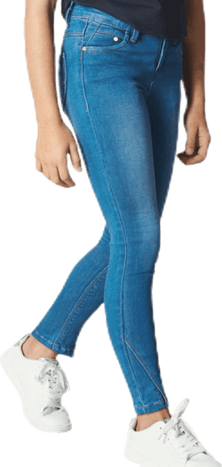 Polly Denim 2160 Ankle Pant Blue