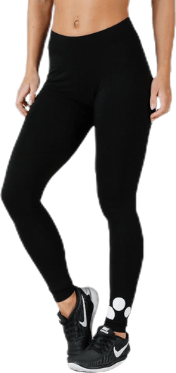 Sys Logo Jersey Tights Black