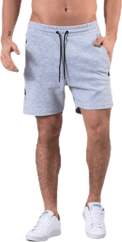 Clean Sweat Shorts  Grey