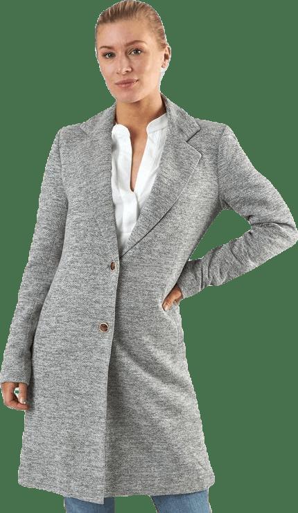 Carrie Life Mel Coat Otw Grey