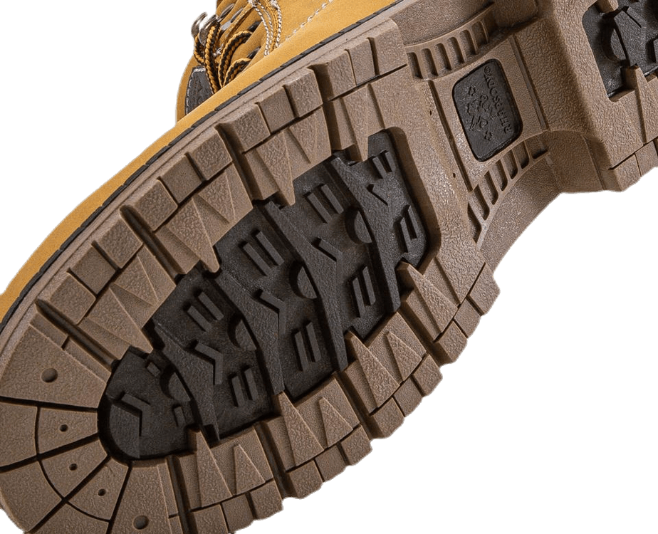 Tupat Outdoor Boots Yellow