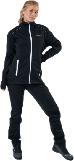 Naval XCS Softshell Set Black
