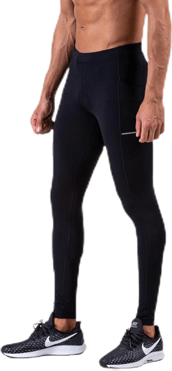Ricky Unisex Long Running Tight XQL Black