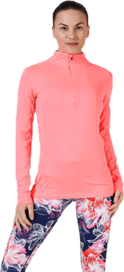 Timika Performance Midlayer Pink