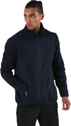 Sampton Fleece Jacket Blue
