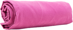 Basic Yoga Towel Pink
