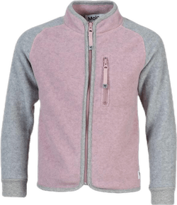 Unna Fleece Pink