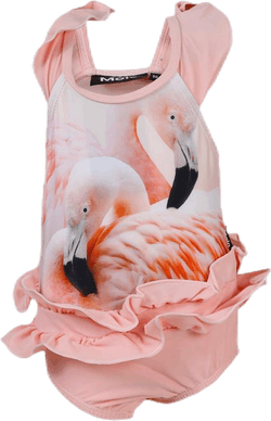 Nalani Swim Diaper Orange
