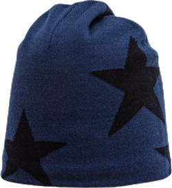 Colder Star Beanie Blue/Black