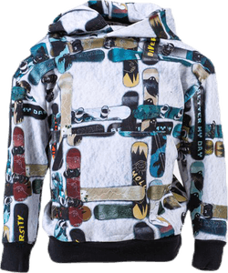 Romo Snowboard Check Patterned